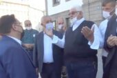 Nevşehir'e giden kafile uğurlandı