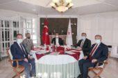 Ak Parti Heyeti Enerji Ve Tabii Kaynaklar Bakanlığına Çıkarma Yaptı
