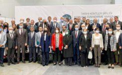Başkan Şahin, Tarihi Kentler Birliği Meclis Toplantısına Katıldı
