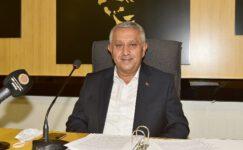 Başkan Zeybek'ten Mevlid Kandili mesajı