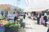 Sonbahar, pazar tezgahlarını vurdu