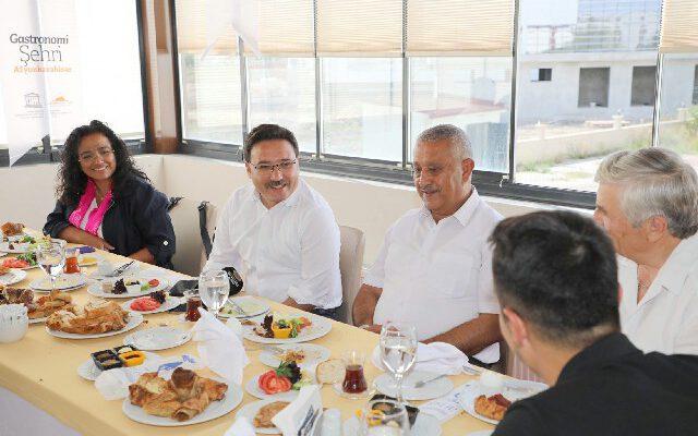 UNESCO Türkiye Milli Komitesi Afyonkarahisar'da