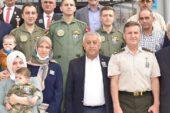 Osman gazi ortaokulu Şehit Şükrü Karadirek ortaokulu oldu