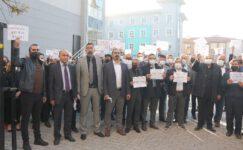 Şenol: Öğretmenler ve kamu  çalışanları şiddet kıskacında