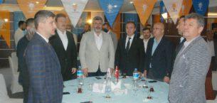 AK Parti Merkez İlçe Danışma Meclisi Toplantısı yapıldı