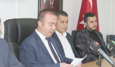 'Bunlar iktidara gelse PKK'ya  kamuda vazife veririler'