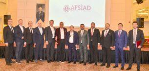 AFSİAD 2021 İstişare Toplantısı gerçekleştirildi