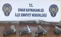 Çocuklar ateş ettiren kişiler yakalandı