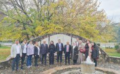 Başkan Zeybek Bosna-Hersek'te