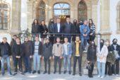 Başkan Koyuncu, üniversiteli gençlerle bir araya geldi