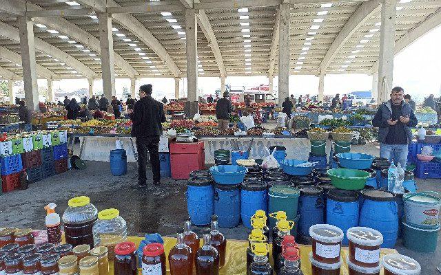 Şuhut pazarında bolluk ve bereket duası