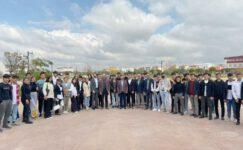 Ülkücüler Türk dünyası öğrencileri ile bir araya geldi