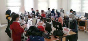 Şuhut'ta F klavye kursu açıldı