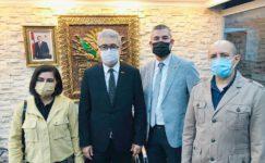 Türk Dişhekimleri  Birliği de devrede