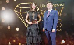 Serkan Ülkü'ye Yılın Genç Girişimci ödülü